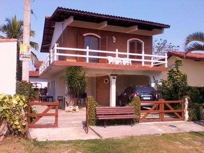 Photo for Great beach house w / BBQ / Oven pizza, terrace and sea view