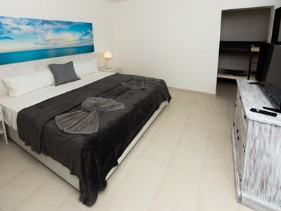 Photo for SECURE PRIVATE STUDIO RIGHT ON THE BEACH