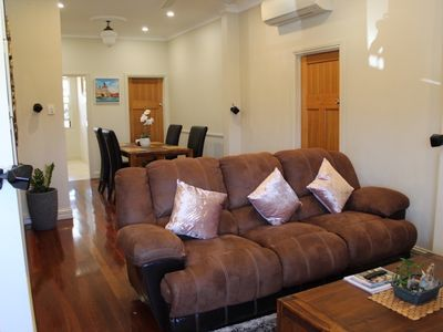 Photo for Queenslander style modern house
