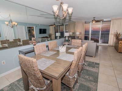 Photo for Beautifully Renovated Pelican Beach  Condo, 9th floor, Gulfview