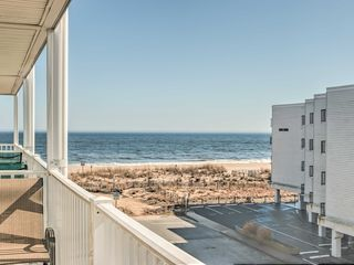 Breezy Ocean City Condo - zu