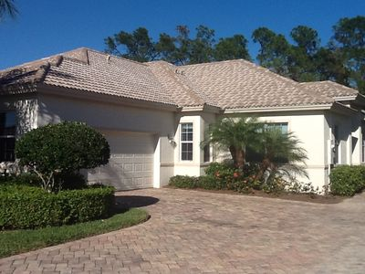 Photo for Beautiful Home Located in Gated Golf Community with Two Pools, Community Center