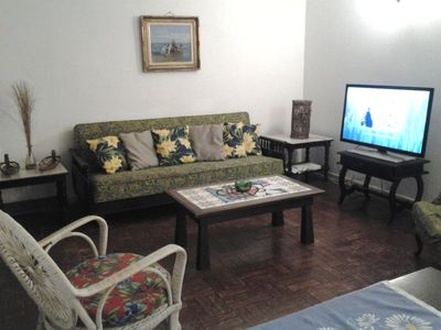 Photo for Apt. Pitangueiras Beachfront 2 Bedrooms 5 People -WIFI