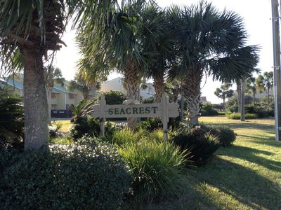 Photo for Beach Front Townhome On The Most Beautiful Beaches In The US