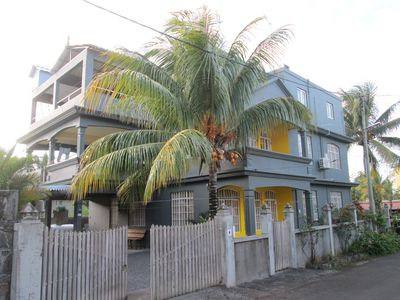 Apartment for rent in Grand Bay, Mauritius - Grand Baie