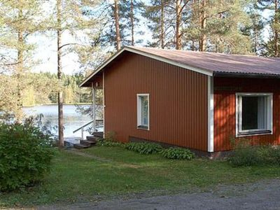 Photo for Vacation home Rantamökki in Nilsiä - 8 persons, 2 bedrooms