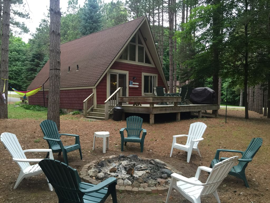Crystal mountain resort homeaway thompsonville for Crystal mountain cabin rentals