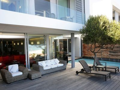 Photo for Apartment in Cape Town with Internet, Pool, Lift, Washing machine (690628)