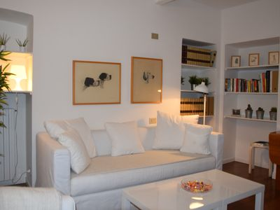 Photo for Montenapoleone Brera great apartment