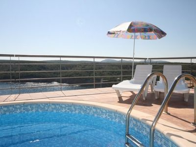 Photo for House in Montgó with pool & beautiful seaview – Unico Costa Brava