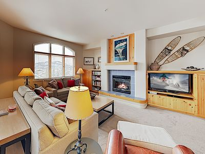 Photo for New Listing! Ski-In/Ski-Out Penthouse w/ Resort Amenities & Ski Area Views