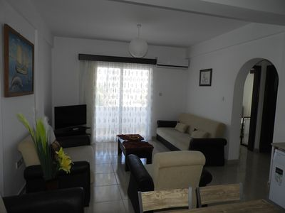 Photo for An apartment where is located in the center of Kyrenia town in Northern Cyprus