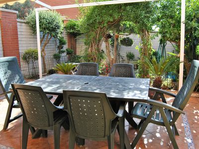 """Photo for """"Cal Xavi"""" Blanes-Costa Brava. Great central and equipped house. BBQ-WiFi"""