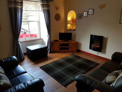 Photo for The Wee Nook. Attractive End TerraceApartment in the historic village of Birnam