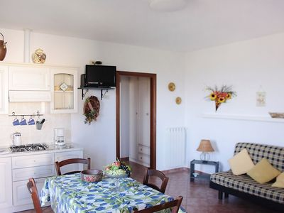 Photo for Apartment in Scarlino with Parking, Internet, Washing machine, Pool (126669)
