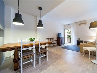 Photo for Apartment 859 m from the center of Rome with Lift, Internet, Air conditioning, Terrace (669307)