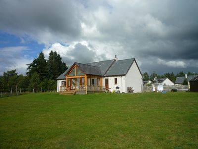 Photo for House with mountain views and  large garden  -  ideal for families -