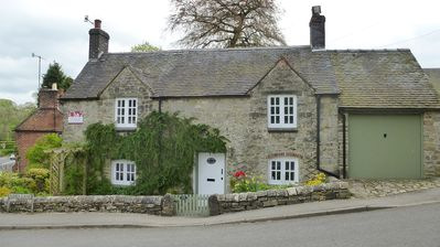 Photo for Delightful, detached, stone cottage in Fenny Bentley, Peak District, Derbyshire