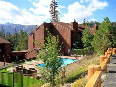 Photo for Newly Remodeled 2/2 w/Spas bordering Mammoth Mtn!