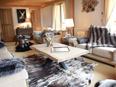 Photo for BEAUTIFUL LUXURY CHALET