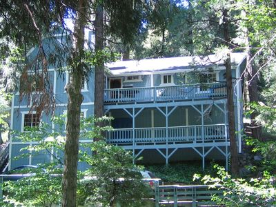 Photo for Family Friendly Cabin 3 Br & Loft Sleeps 8