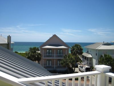 Photo for LOCATION! 100ft to private beach access, Community Pool, Great for large family!