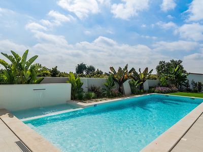 Photo for Soley Apartment, AC, Garden, Swimming Pool!New!