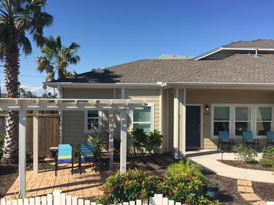 Photo for New to the Market! Beautiful home in Old Town Port Aransas!