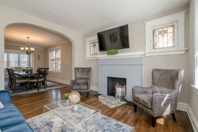 Rental Home on Kingshighway near CWE and The Grove