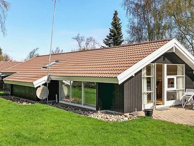 Photo for Spacious Holiday Home with Terrace in Gilleleje Denmark