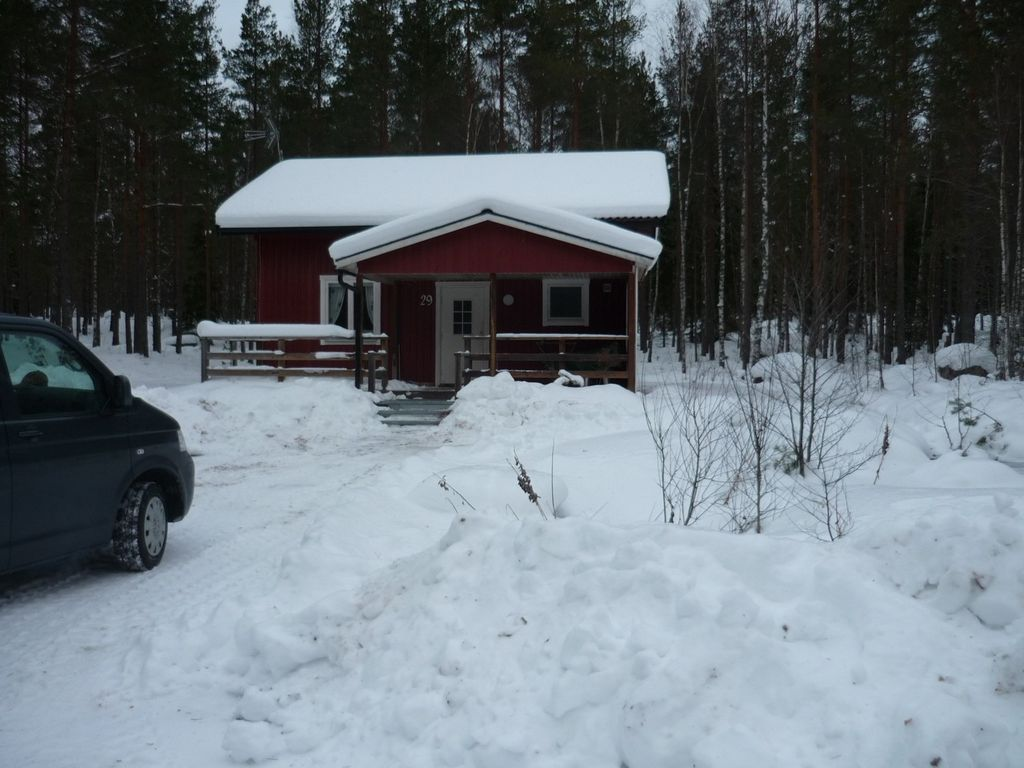 In the forest located holiday house incl. Rowing ... - 790063