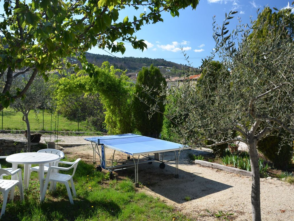 3 Cottages Around A Swimming Pool In A Small Village Courry Gard Languedoc Roussillon