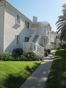 Located is in a tranquil, garden like setting but steps to all the attractions!
