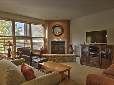 Photo for Magnificent condo, Two blocks to Main Street, Beautiful Location, Outdoor hot tubs!