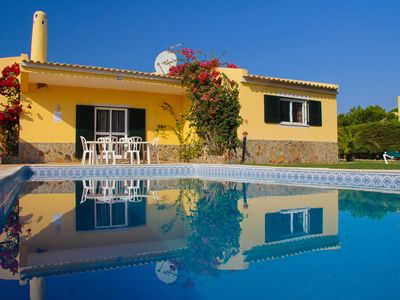 Photo for Charming villa with private pool and garden situated in a dream farm
