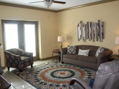 Photo for Spacious Luxury 3BR/2BA Condo right off the parkway!  Pool / WiFi / Playground