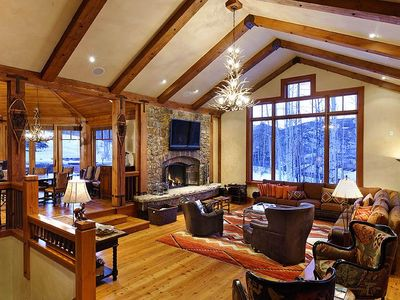Photo for Aspen Leaf Chalet at Snowmass- 5 Bedroom Luxury Home