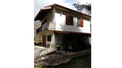 Photo for Perfect retreat in tranquil setting among the hills of Northern Tuscany