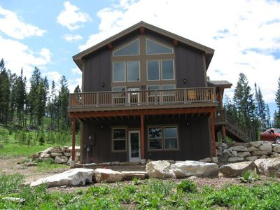 Pleasing 4Br House Vacation Rental In Georgetown Lake Montana 73420 Home Remodeling Inspirations Genioncuboardxyz