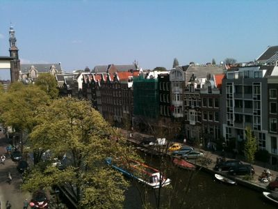 Photo for Canal apartment in the heart of Amsterdam (Prinsengracht)