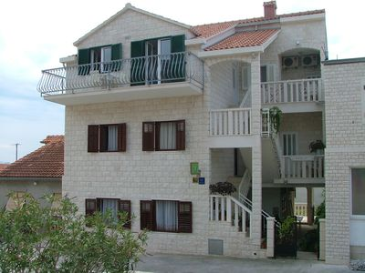 Photo for 1BR Apartment Vacation Rental in Bol, Island Brac