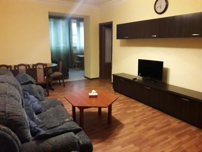 Photo for Large and beautiful apartment in the city centre