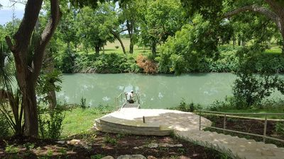Photo for Historic Getaway On The San Marcos River