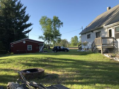 200 Acres with fishing stream. Great for family reunions!