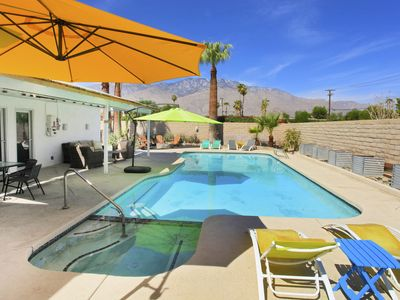 Photo for Doering-PS Palm Springs Desirable Southern Location, Mountain & Sunset Views