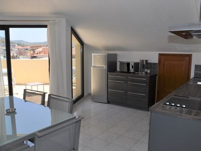 Photo for bright Apartment in city center a few steps away from beaches