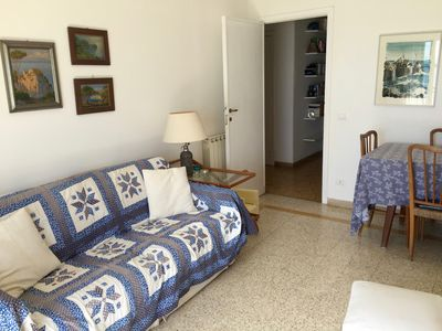 Photo for FAMILY FRIENDLY APARTMENT WITH PRIVATE STEPS TO WIDE BEACH AND SEA