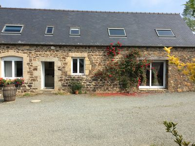 Photo for 3BR House Vacation Rental in Saint-Clet, Bretagne