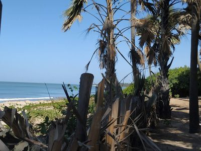Unspoiled South Gambian Paradise '' Paradise Roundhouse ''