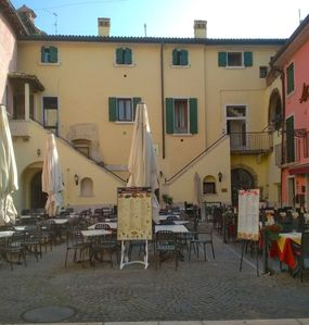 Photo for APARTMENT for a max of 4 persons in the town center of BARDOLINO.